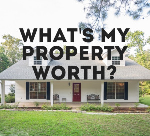 what's property worth